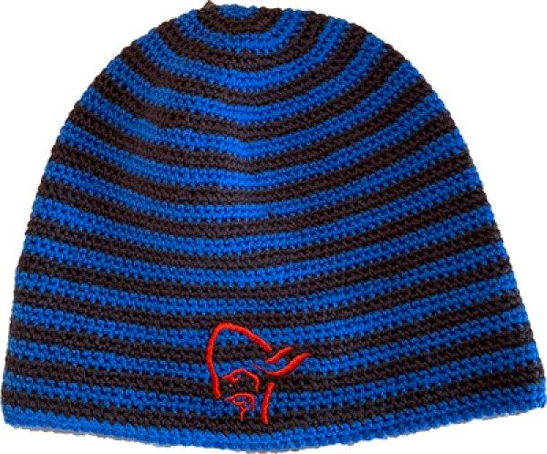 画像1: NORRONA /29 crochet striped  Beanie ノローナ ニットビーニー (1)
